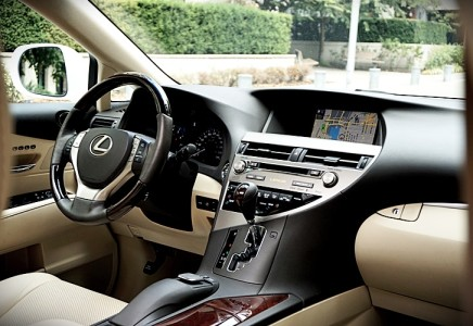 2013 Lexus Rx 350 Ultra Premium Package 2 Axis Auto