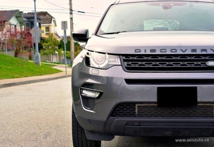 2017 Land Rover Discovery Sport Hse Lux >> 2016 Land Rover Discovery Sport HSE Lux - AXIS AUTO