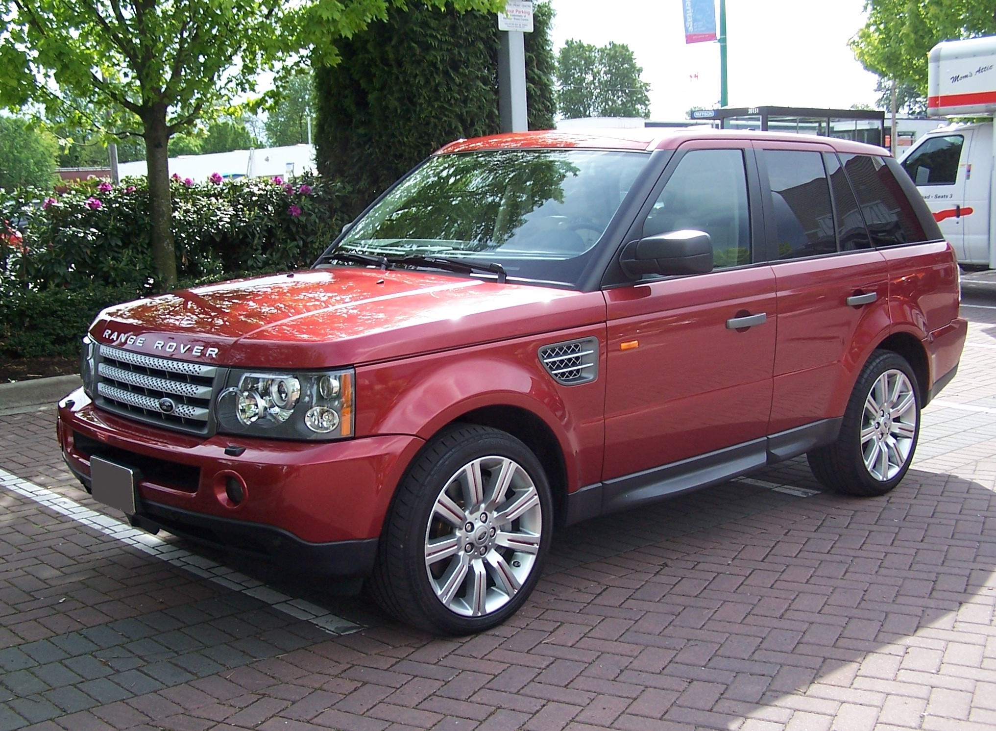 2007 range rover sport s c axis auto. Black Bedroom Furniture Sets. Home Design Ideas
