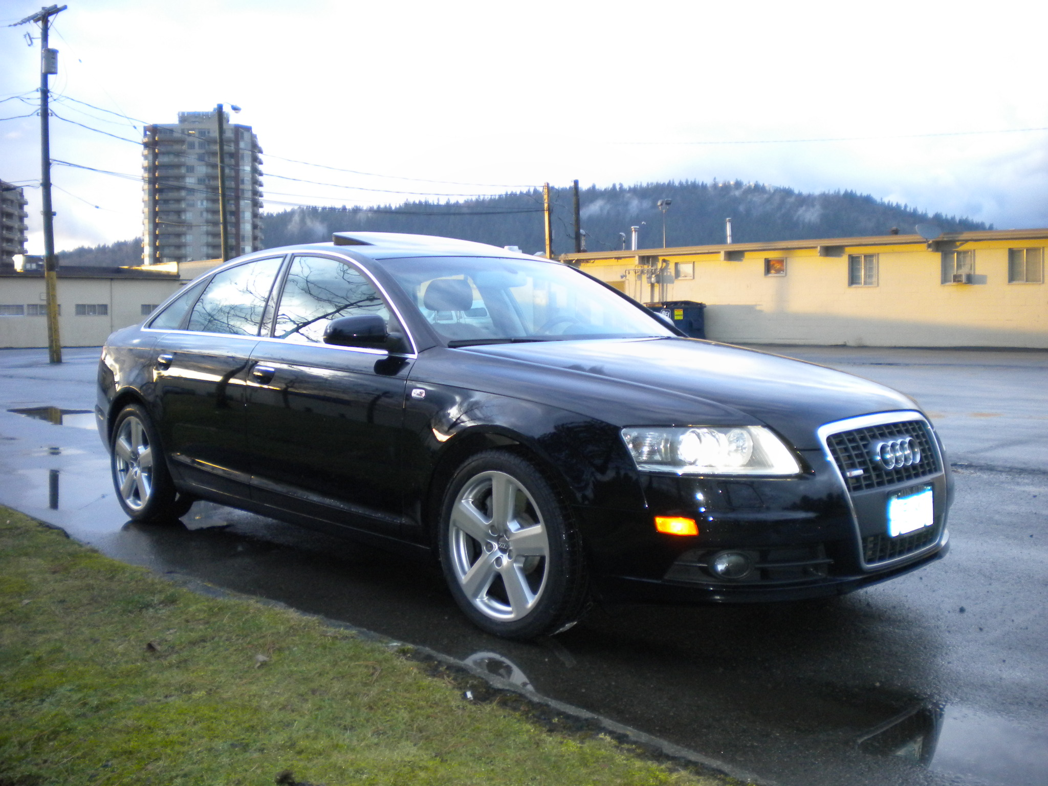 2007 audi a6 4 2 s line quattro axis auto. Black Bedroom Furniture Sets. Home Design Ideas