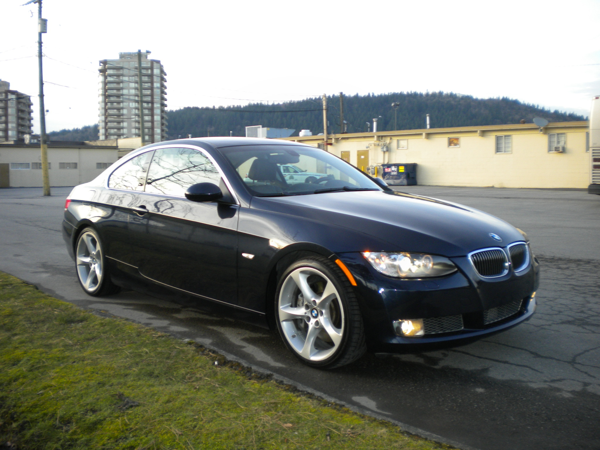 2008 Bmw 335 Coupe Axis Auto