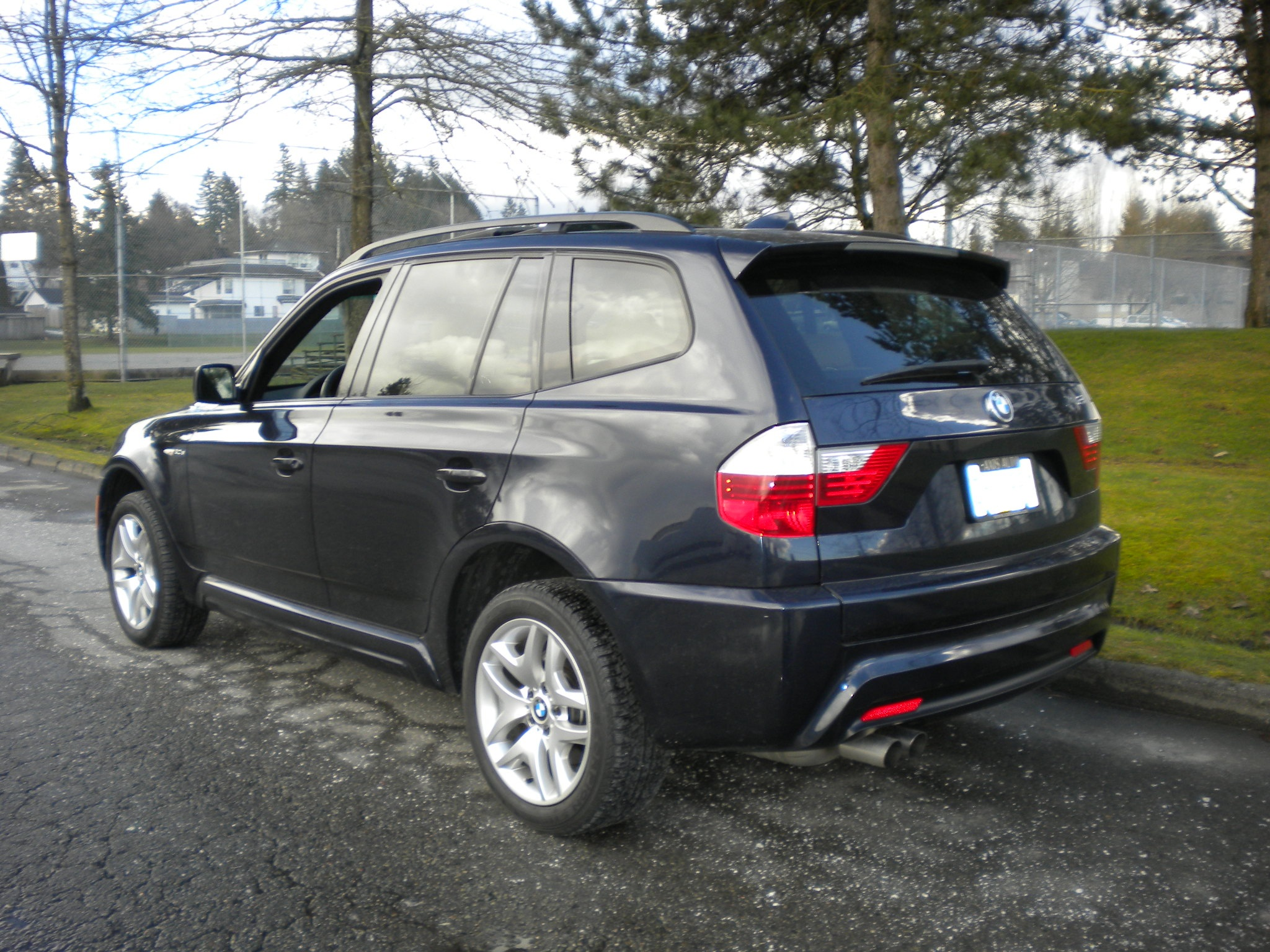 2007 bmw x3 axis auto. Black Bedroom Furniture Sets. Home Design Ideas