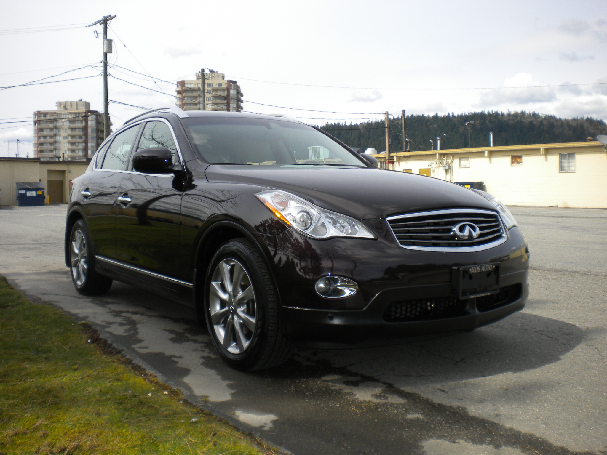 2008 infiniti ex35 awd axis auto. Black Bedroom Furniture Sets. Home Design Ideas