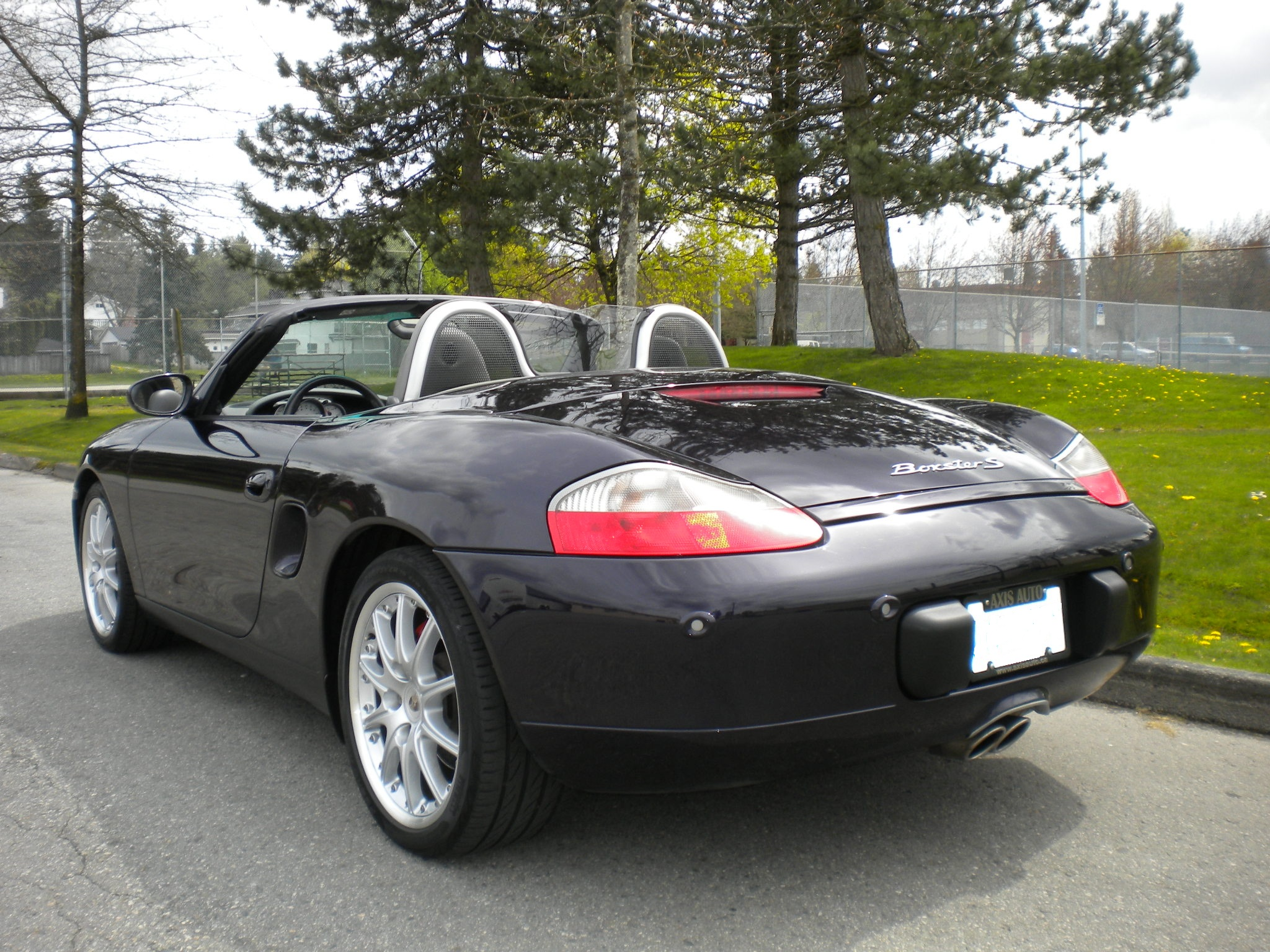 2001 porsche boxster s axis auto. Black Bedroom Furniture Sets. Home Design Ideas