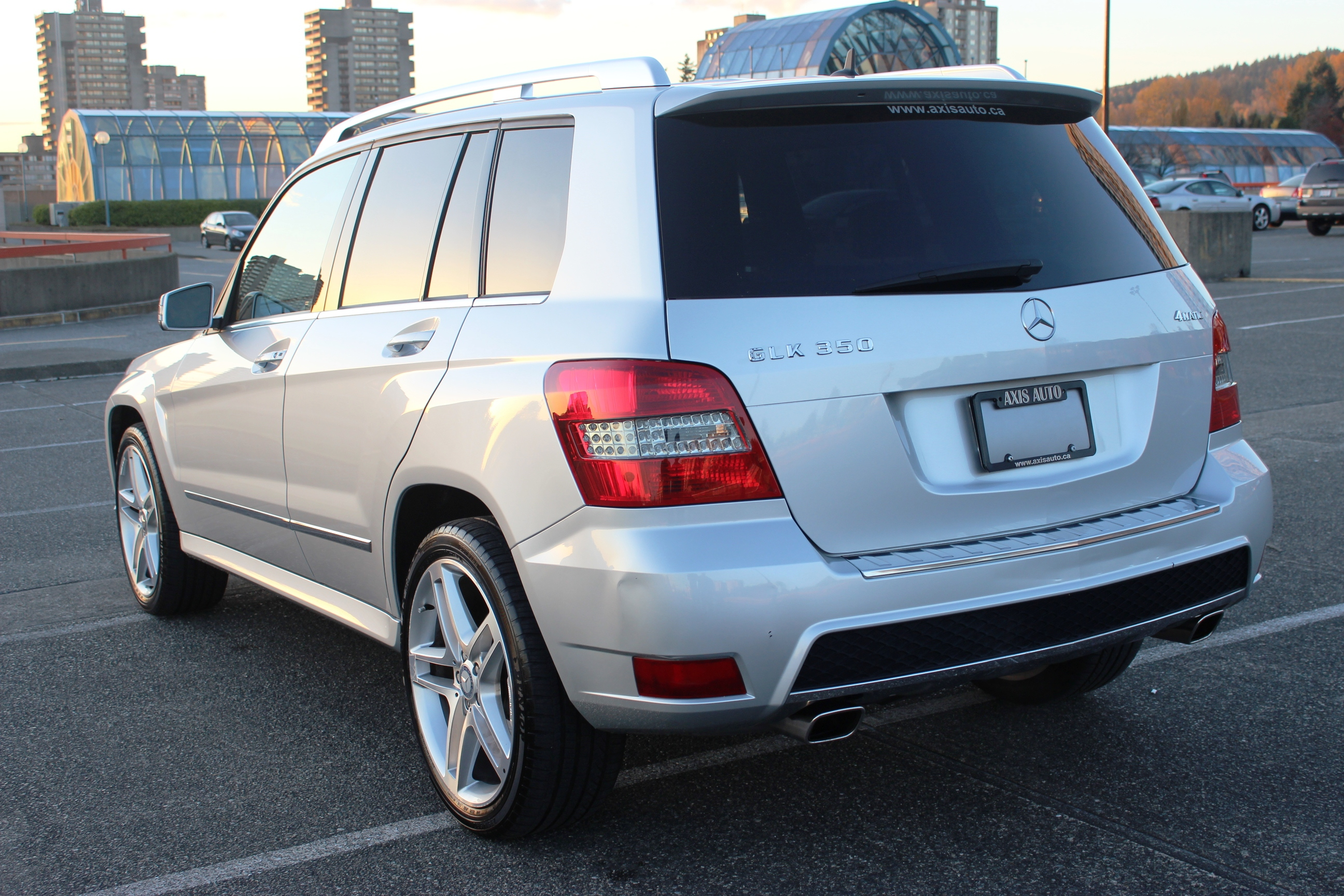 2011 mercedes benz glk350 axis auto for Mercedes benz glk350 2011