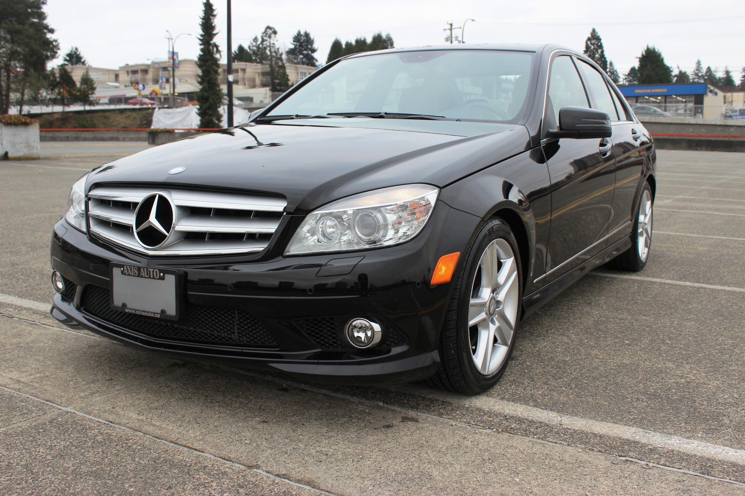 2010 mercedes benz c300 4matic axis auto