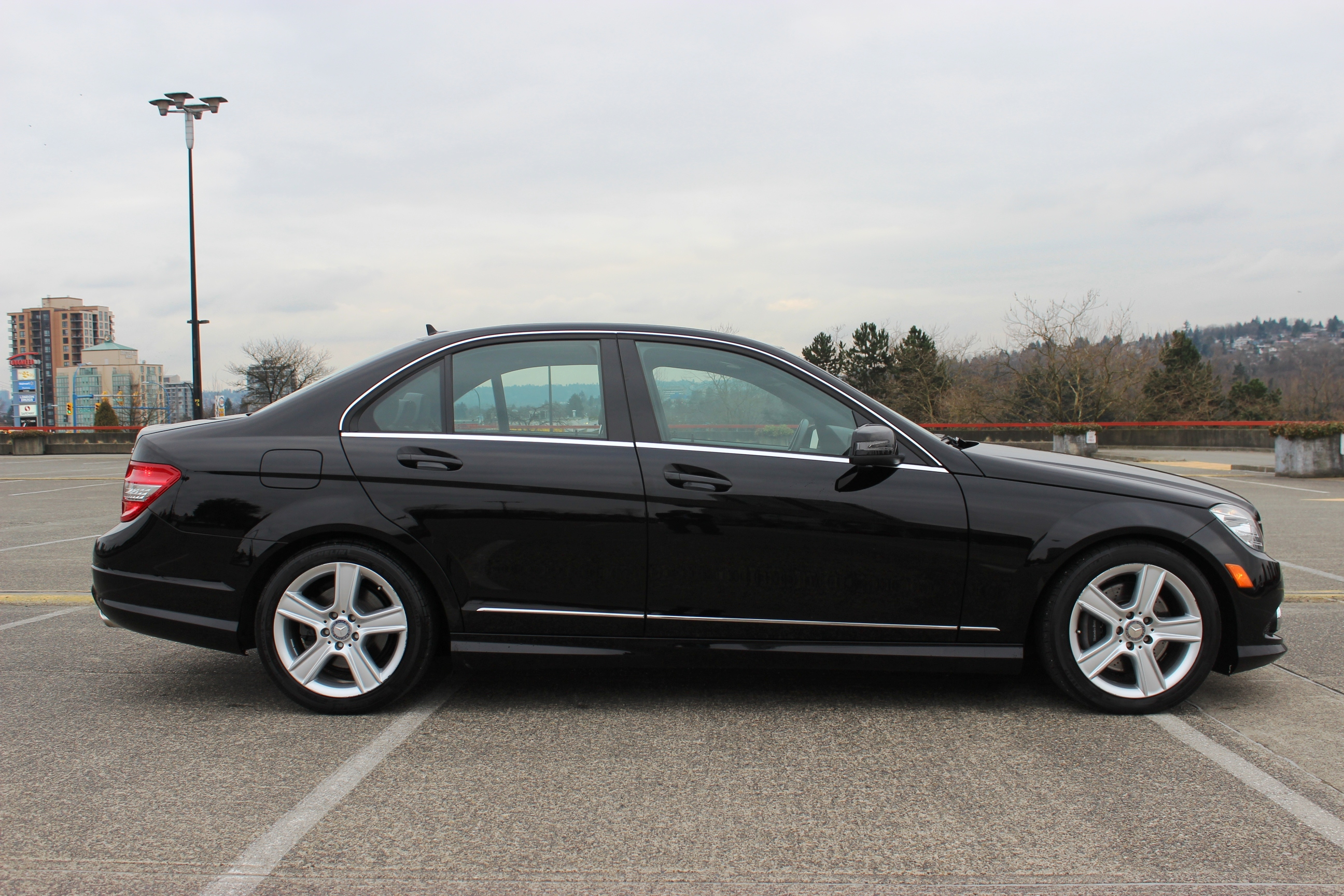 2010 mercedes benz c300 4matic vehicle specification