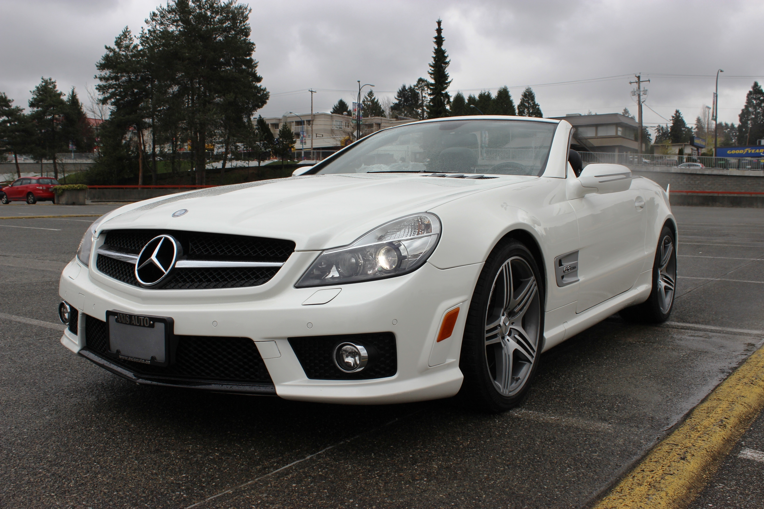 2011 mercedes benz sl63 amg axis auto