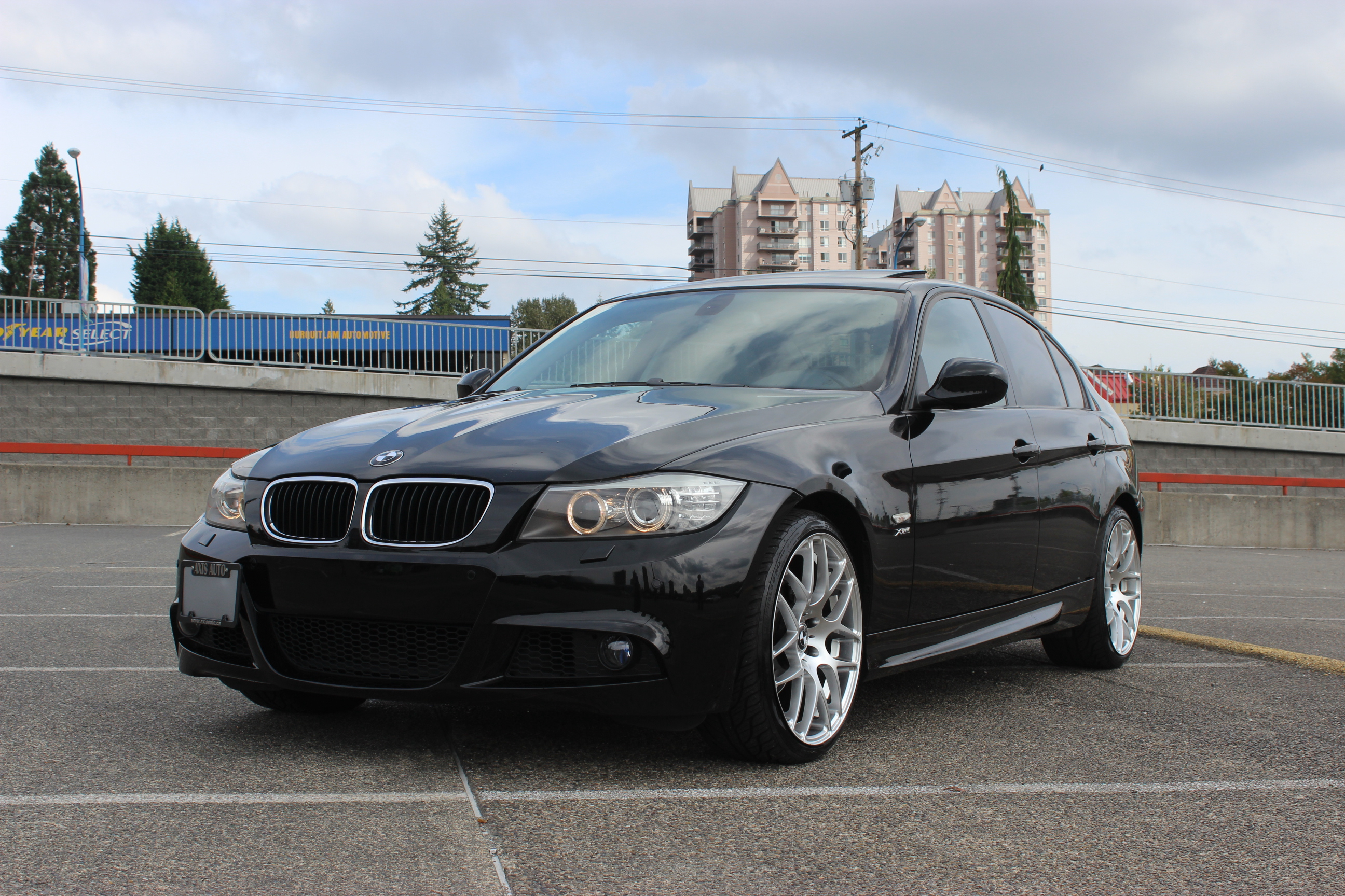2009 Bmw 328i Xdrive Axis Auto