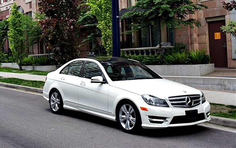 2012 Mercedes Benz C300 Sport Sedan 4Matic Vehicle Specification
